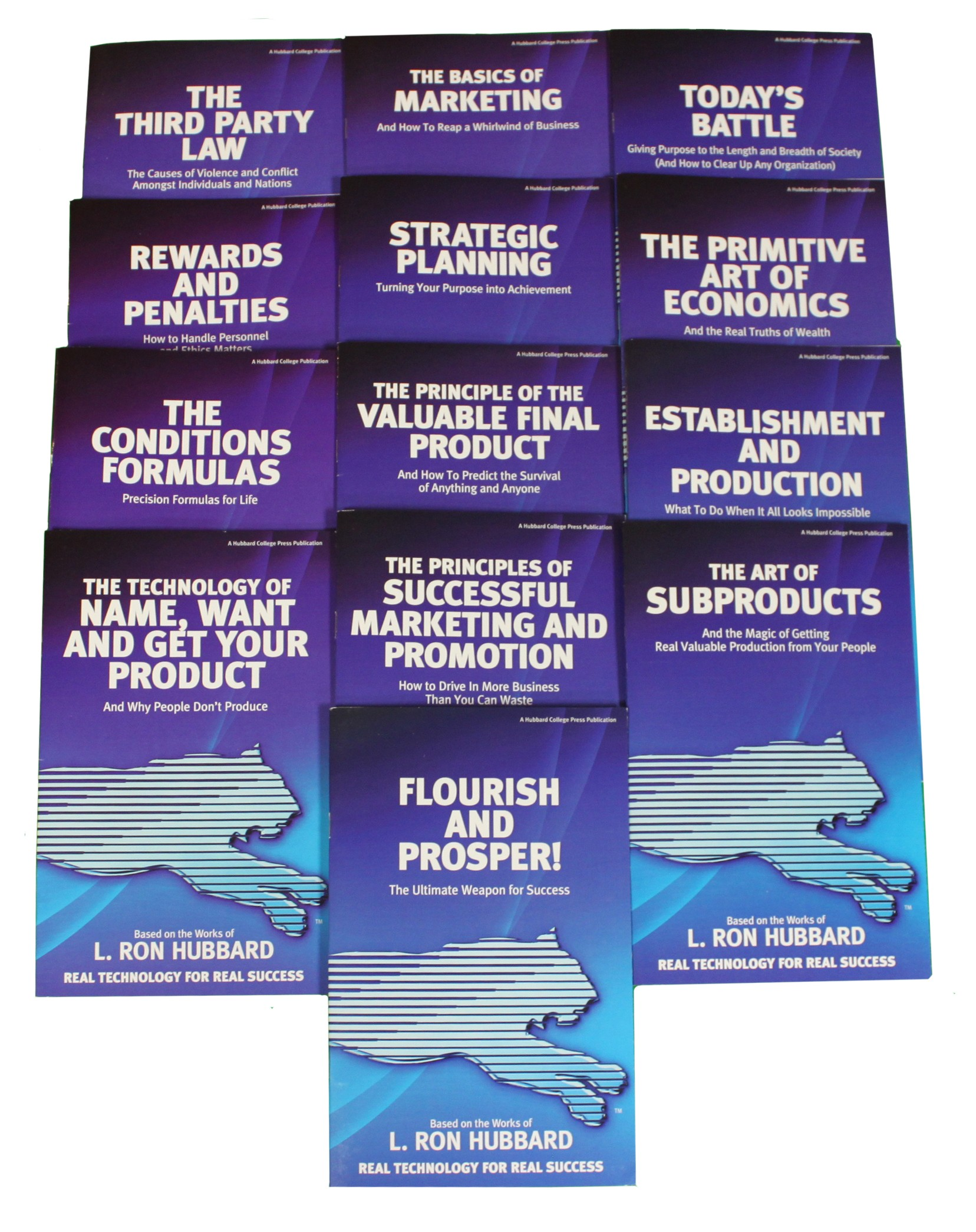 13 Policy Booklets Package