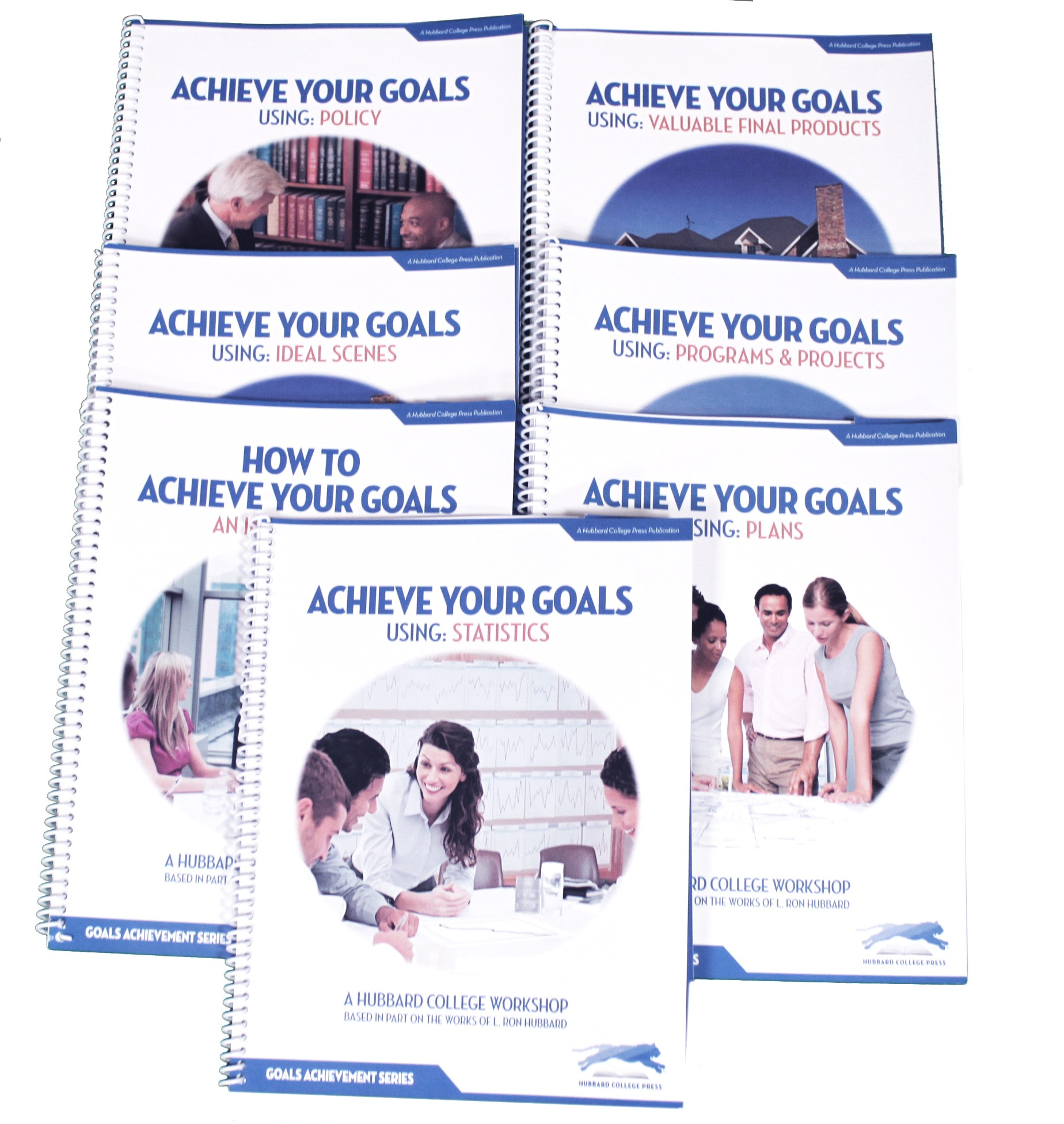 Achieve Your Goals Workshop Series