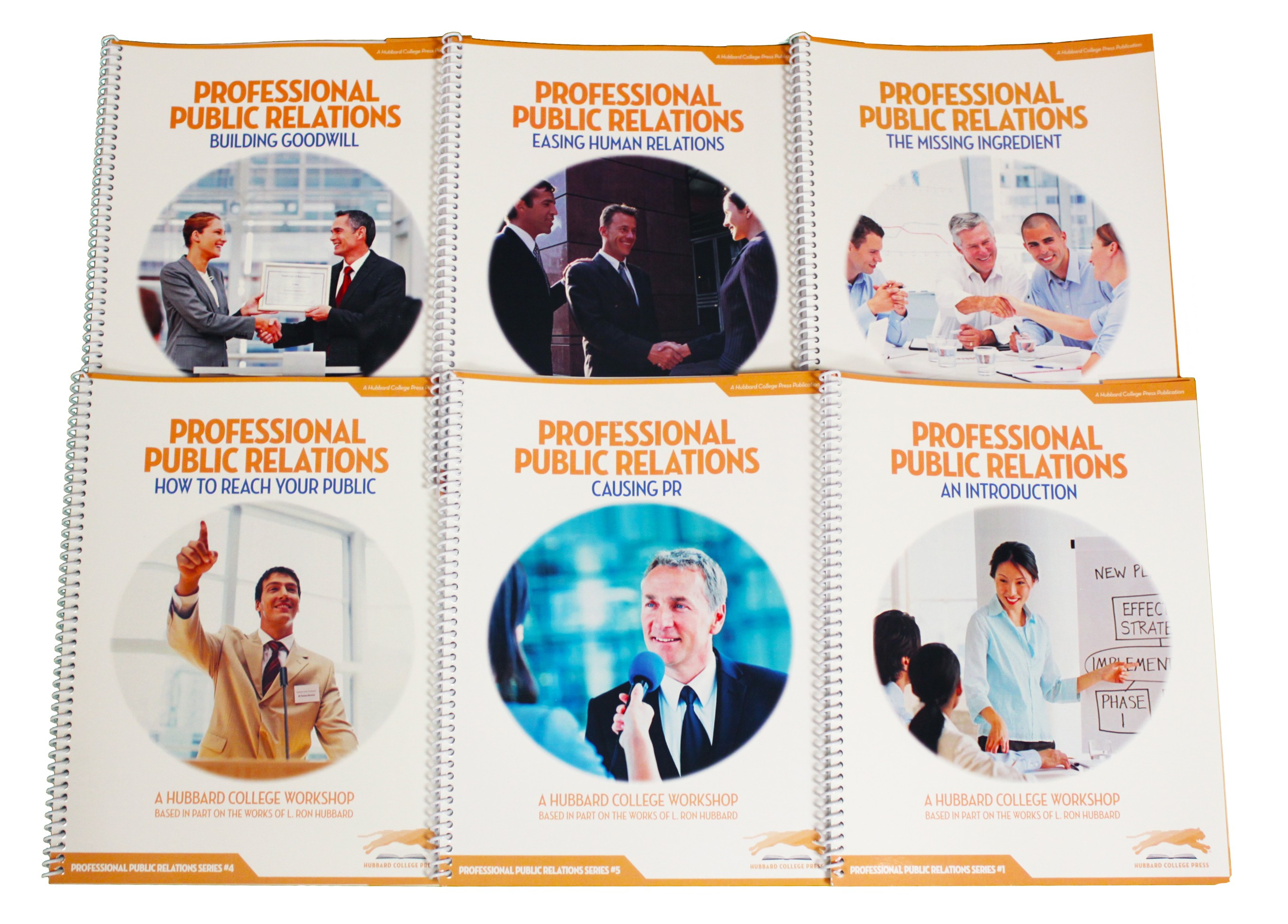 Professional Public Relations Series Package