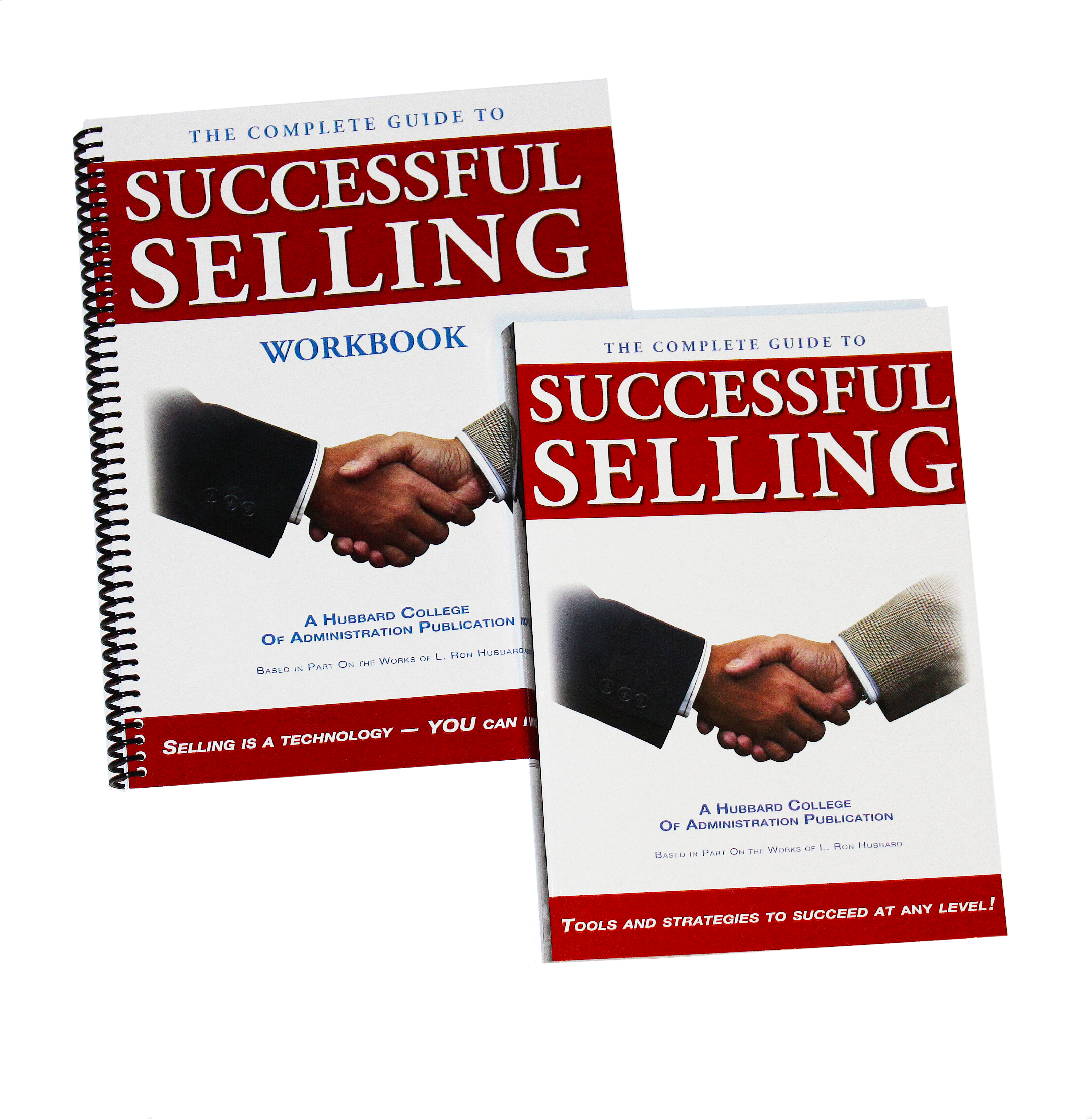 The Complete Guide to Successful Selling Package