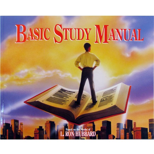 Basic Study Manual by L. Ron Hubbard, Paperback | Barnes ...