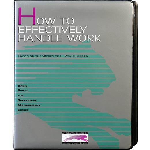 How to Effectively Handle Work