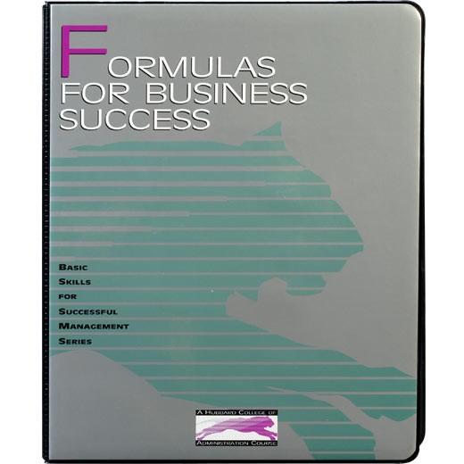 Formulas for Business Success