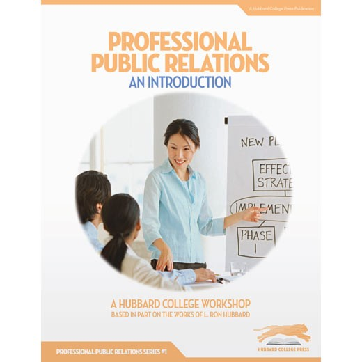 Professional Public Relations: An Introduction to Public Relations