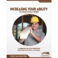 Increasing Your Ability to Effectively Work